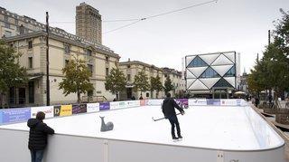 Loisirs: la Suisse romande compte environ 50 patinoires mobiles