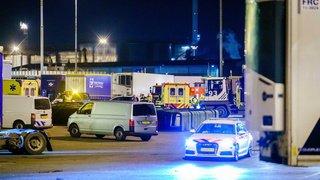 Pays-Bas: 25 migrants découverts dans un conteneur frigorifique