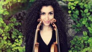 La Chaux-de-Fonds: la violoniste Chouchane Siranossian en concert à la Salle de musique