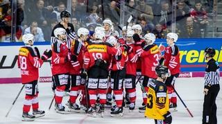 La jeunesse suisse s'adjuge la Deutschland Cup