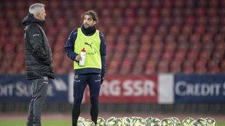 Non-titulaires suisses mis sous pression par Petkovic