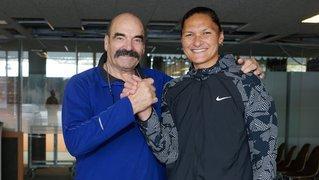 Macolin: Valerie Adams se relance sur la voie olympique