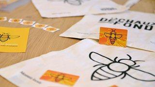 La Chaux-de-Fonds: la monnaie locale l'Abeille sort de sa ruche