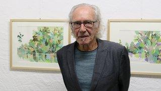 Cortaillod: la galerie Jonas accueille les paysages colorés d'Aloys Perregaux