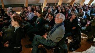 """""""Bio ou local"""": le débat d'ArcInfo en images"""