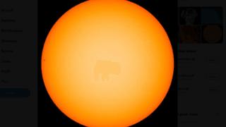 Astronomie: une mini éclipse observée avec le passage de Mercure