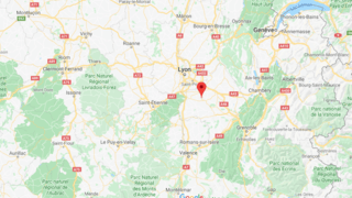 Intempéries: 33'000 foyers privés d'électricité, un couple décédé en Rhône-Alpes