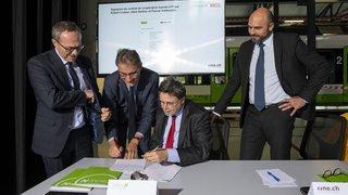 TransN et CFF collaboreront plus étroitement