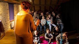Au Moulin de Bayerel, une Nuit du conte enchanteresse