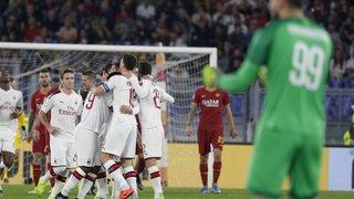 L'AC Milan plonge dans le rouge