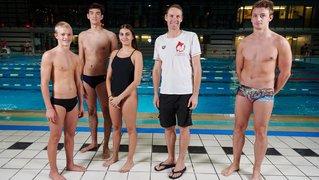 Les meilleurs nageurs du pays à Neuchâtel