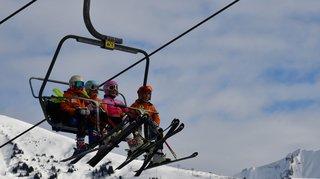 Ils sont jeunes et ce sont les espoirs du ski suisse: le giron jurassien relance sa saison