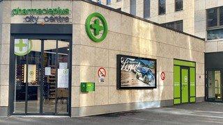 Neuchâtel: la poste de l'Ecluse va fermer, on devra aller à la pharmacie pour envoyer son courrier