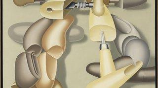 Un des derniers grands peintres du 20e siècle exposé à La Chaux-de-Fonds