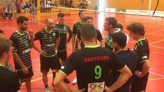 Fully, Martigny et Rhône Volley s'inclinent à tour de rôle