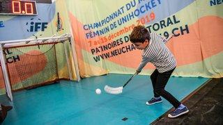 L'unihockey comme invité d'honneur à New Port Expo