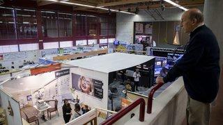 A Val-de-Ruz, une expo à taille humaine