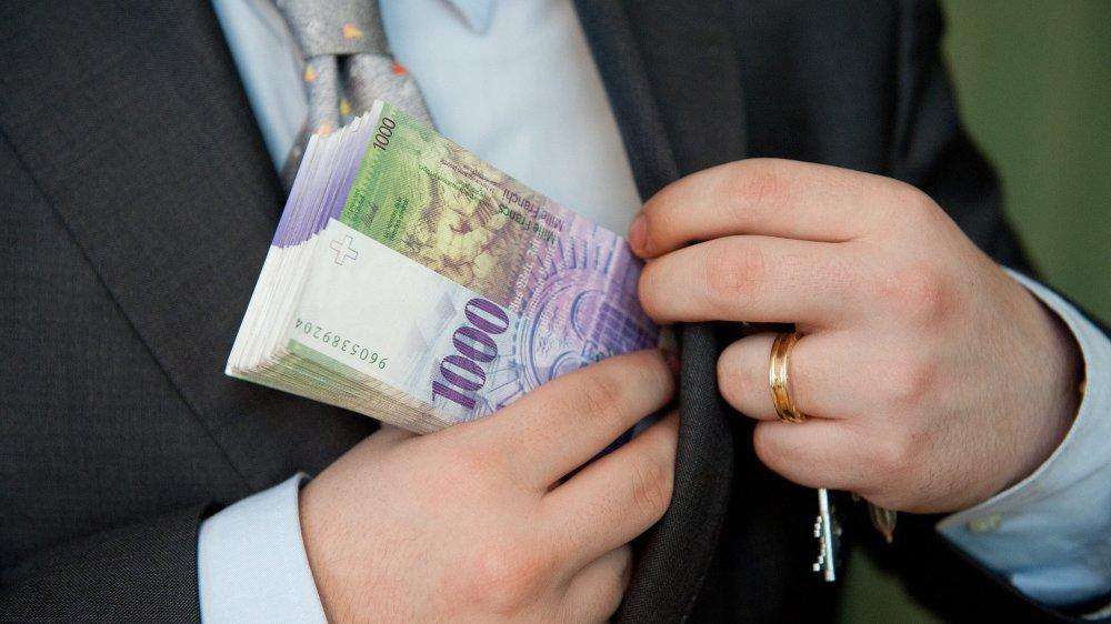 Garder son argent chez soi n'est pas forcément prudent...