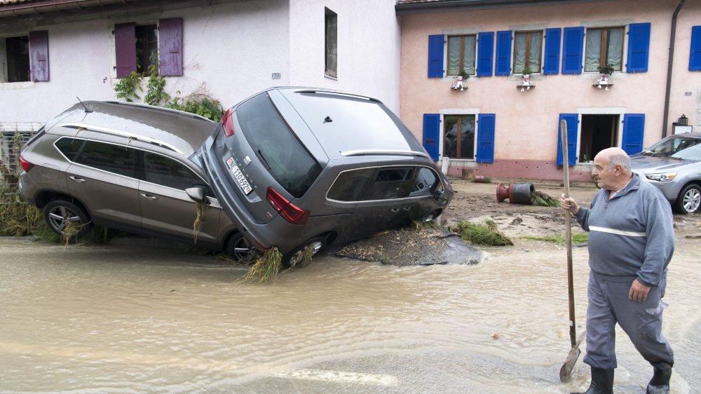 Au lendemain des pluies torrentielles, les dons ont afflué en faveur des sinistrés, bouleversés par les dégâts occasionnés.