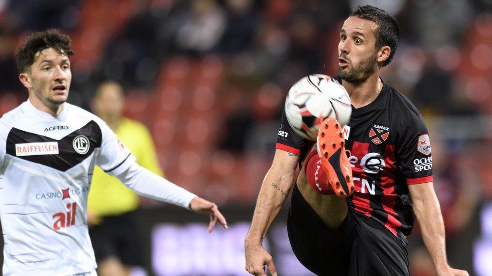 Le but précoce de Raphaël Nuzzolo n'a pas permis à Xamax de signer une troisième victoire.