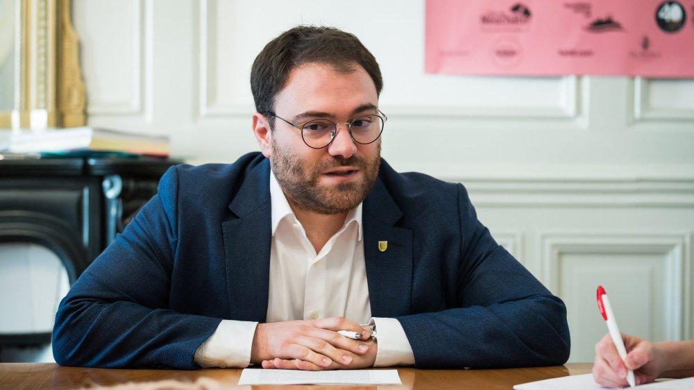 Fabio Bongiovanni quittera le Conseil communal de Neuchâtel le 31 décembre 2020.