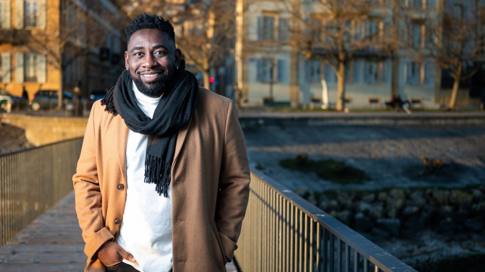 Christian Mukuna aime sa double identité congolaise et neuchâteloise.