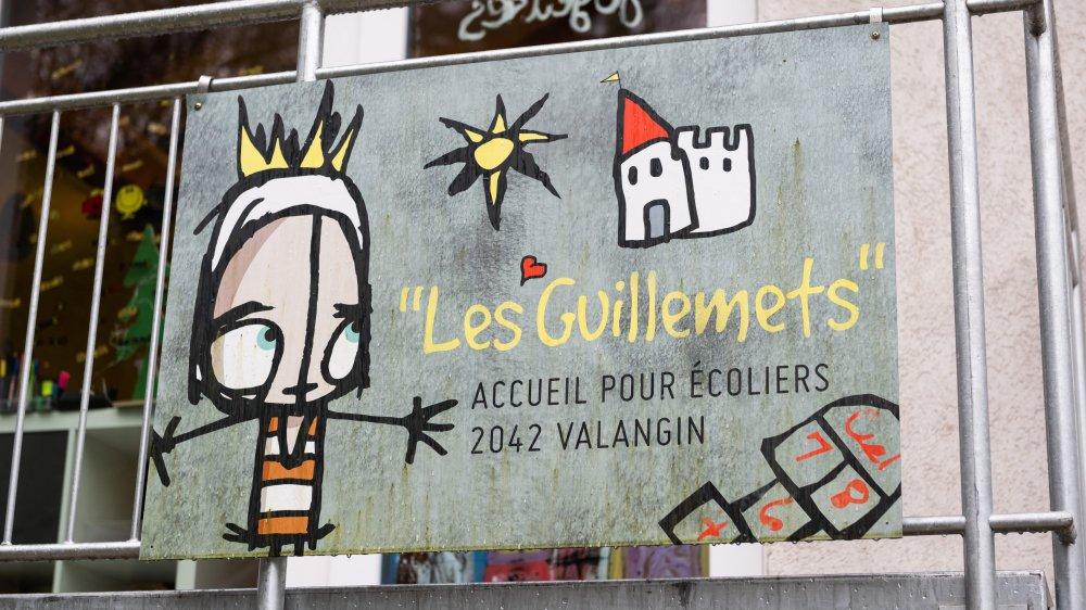 La capacité d'accueil de la structure parascolaire les Guillemets, à Valangin, est de 36 enfants, dont près de la moitié habite à Boudevilliers.