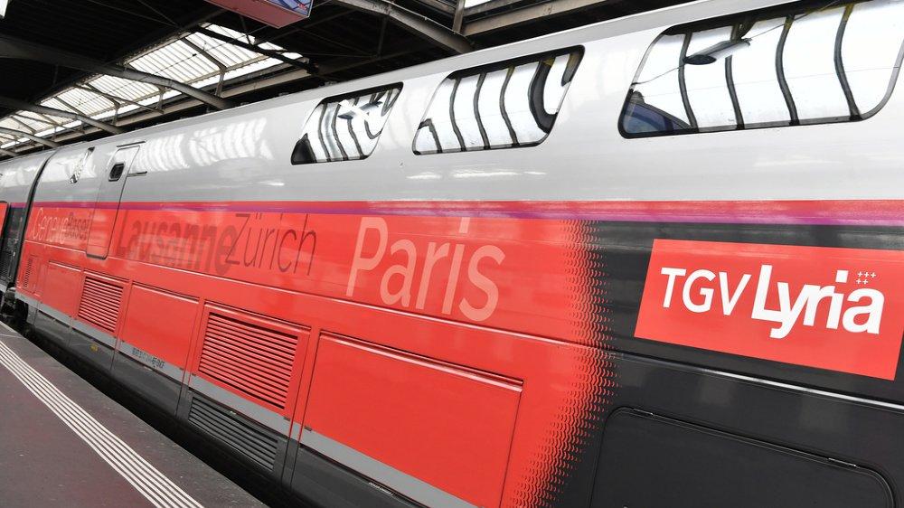 La modification des horaires des nouveaux TGV Lyria entre Lausanne et Paris perturbera les liaisons entre Corcelles et Neuchâtel.
