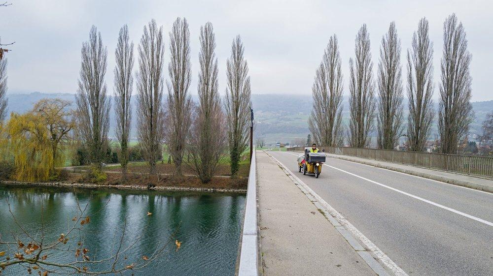 Les travaux de rénovation du pont de Saint-Jean devraient commencer en 2022.