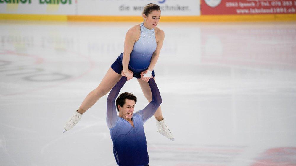 Champions de Suisse sans concurrence, les Neuchâtelois Alexandra Herbrikova et Nicolas Roulet ont validé leur ticket pour les championnats d'Europe, du 20 au 26 janvier à Graz.