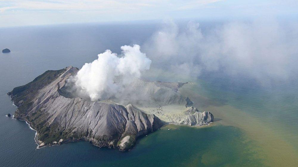 L'activité volcanique de White Island a rendu les opérations de sauvetage trop dangereuses.