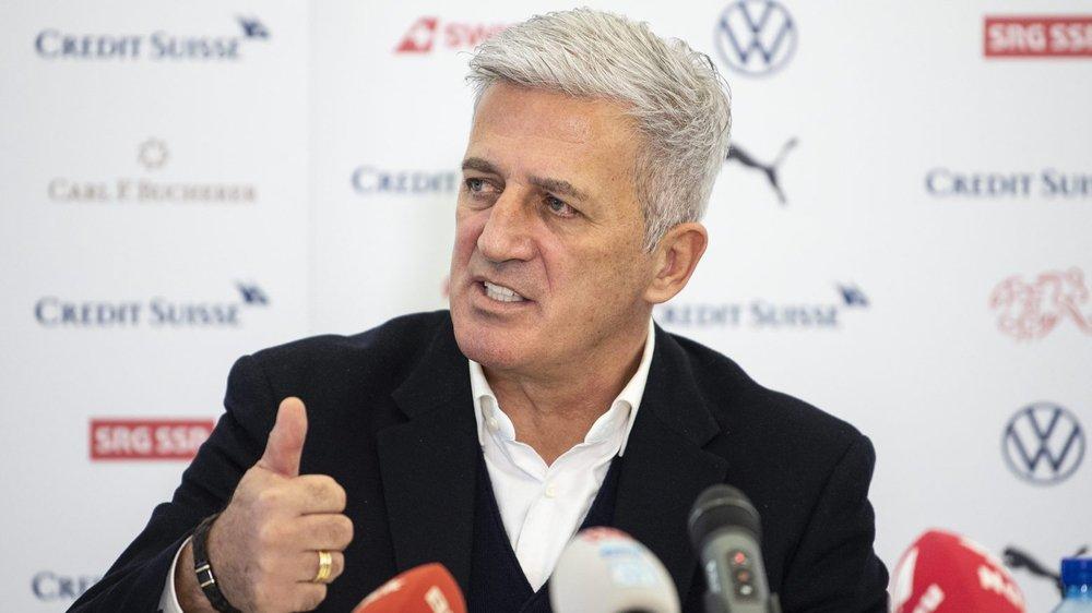 Vladimir Petkovic a obtenu le droit de préparer le premier match directement à Bakou.