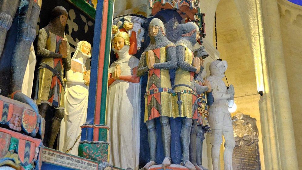Le Monument des comtes et comtesses reste en partie une énigme.