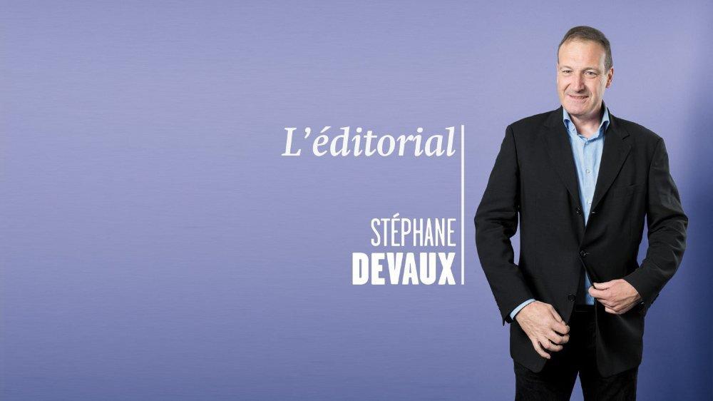 «Le choc de deux mondes», l'éditorial de Stéphane Devaux