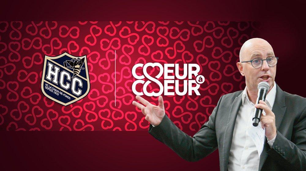 Jean-Marc Richard est prêt à redonner de la voix pour le HCC.