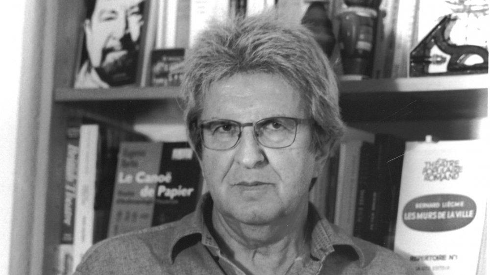 """Pier-Angelo Vay vient de sortir """"Le royaume délesté. Naître au théâtre"""", son dernier ouvrage."""