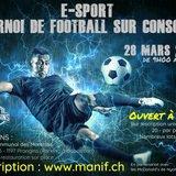 eSport : Tournoi de Football sur consoles