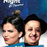Inès Reg et Booder - La Night de l'humour