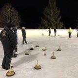Eisstock à la patinoire