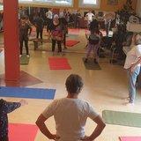 Atelier de gym et bien-être