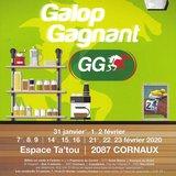 Galop Gagnant - Mise en scène de Roger Alain