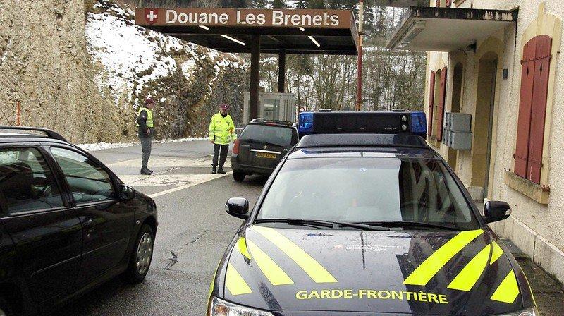 Un Français jugé pour avoir mis en danger la vie d'un douanier aux Brenets