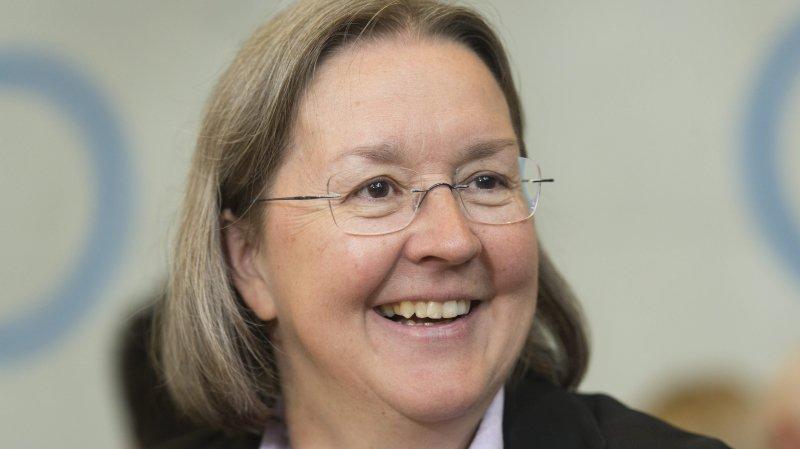 La candidature d'Anne Seydoux-Christe a les faveurs du comité directeur du PDC Jura.