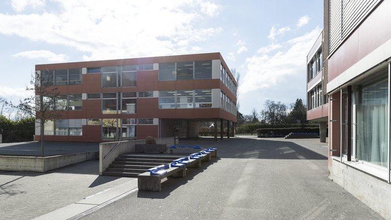 Construit au début des années 1970, le collège primaire de Marin n'a jamais été rénové en profondeur.