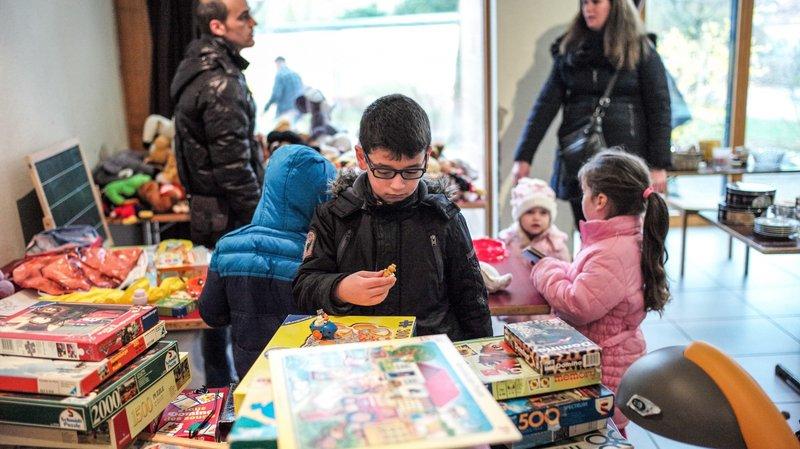 Echanger ses jouets contre d'autres ou les vendre, une tendance grandissante.