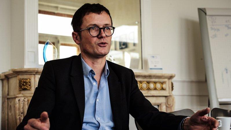 Christophe Saam, fondateur du cabinet de conseil en brevets et marques P&TS.