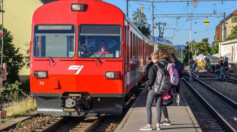 Les Chemins de fer du Jura s'allient avec les Transports publics fribourgeois