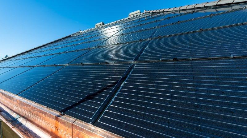Cressier: une initiative pour déduire des impôts les installations solaires collectives
