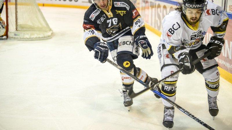 Julien Privet devrait rejoindre le HCC la saison prochaine