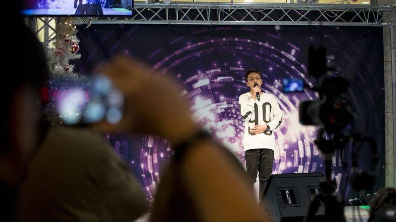 """La demi-finale du """"Swiss Voice Tour"""" aura à nouveau lieu à la Maladière le dimanche 22 décembre prochain."""